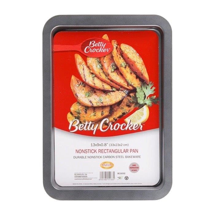 BANDEJA RECTANGULAR BETTY CROCKER
