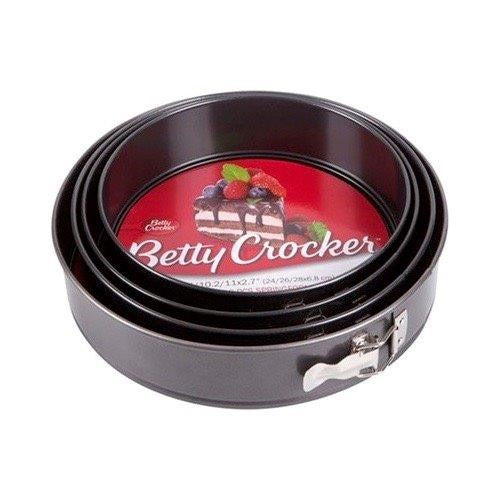 SET DE MOLDES DESMONTABLE BETTY CROCKER 3 PZA