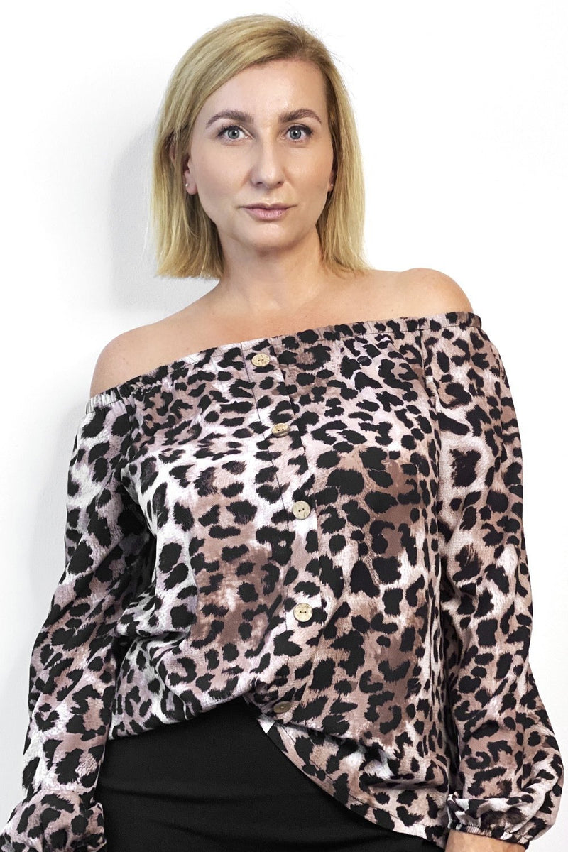 Bluse Leonie - The Fashionboutique - Colloseum