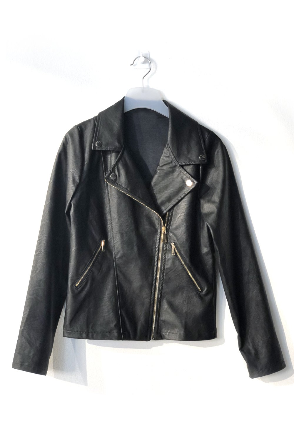 Pleather Jacke Rock - The Fashionboutique - Colloseum