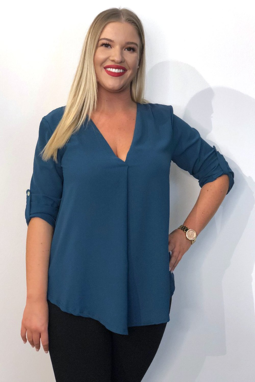 Bluse Linda - The Fashionboutique - Colloseum