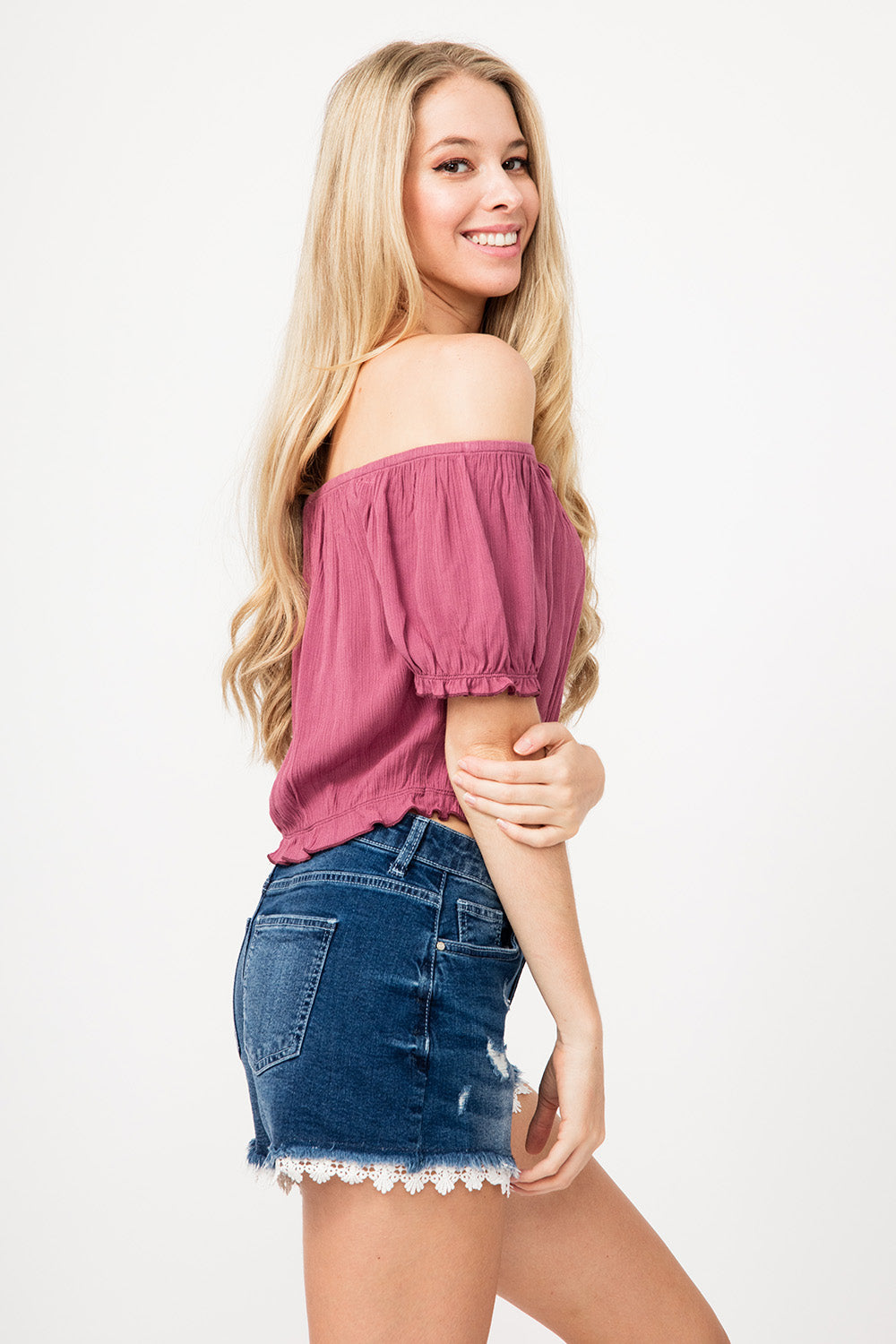 Off-Shoulder Top Misia