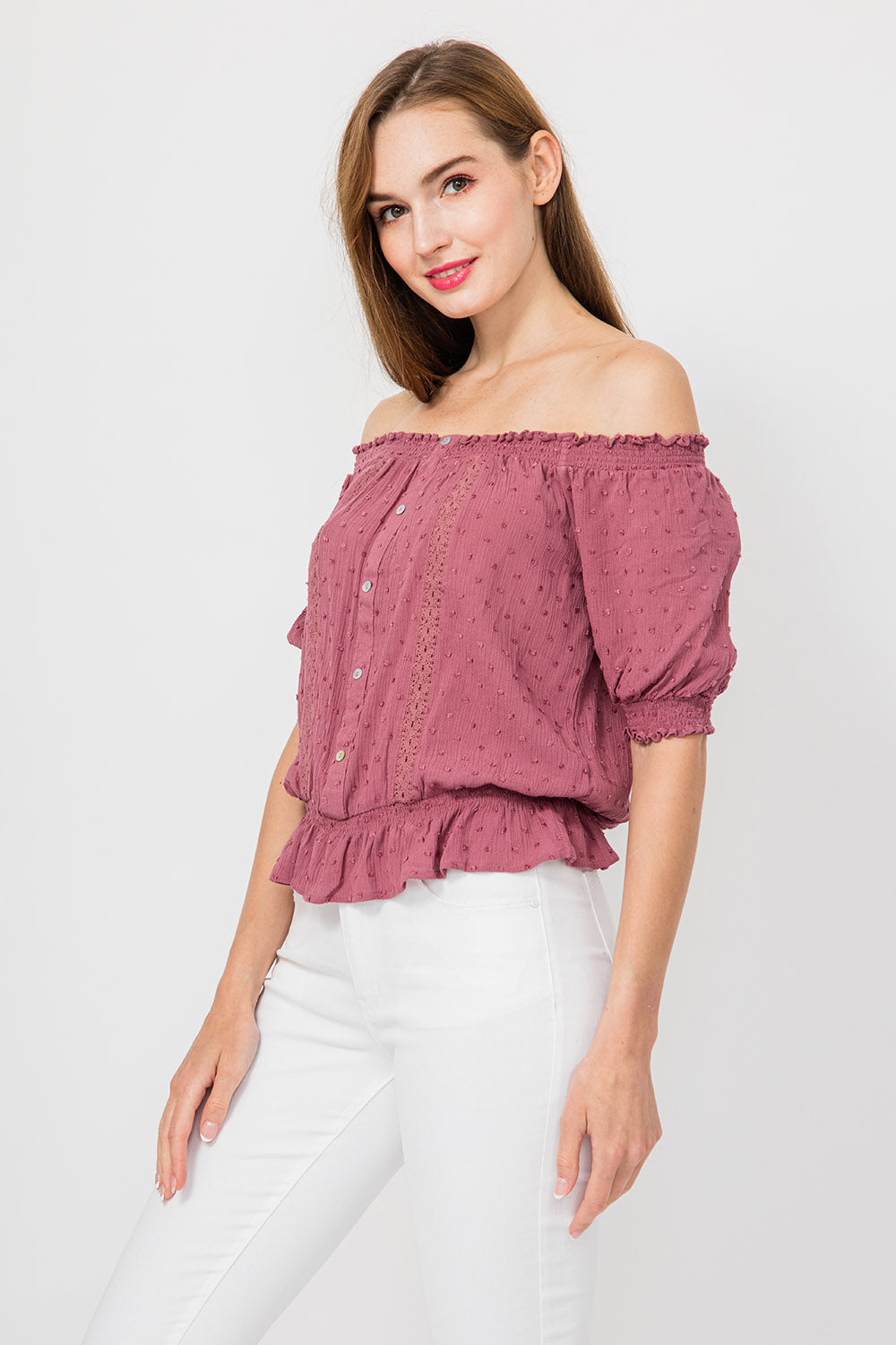 Off-Shoulder Top Teresa