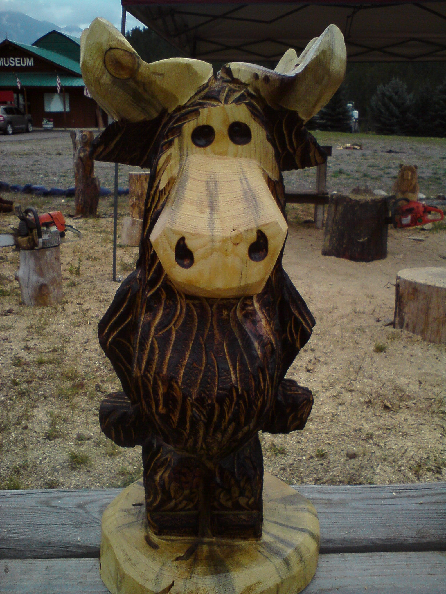 Moose Great Northern Logworks