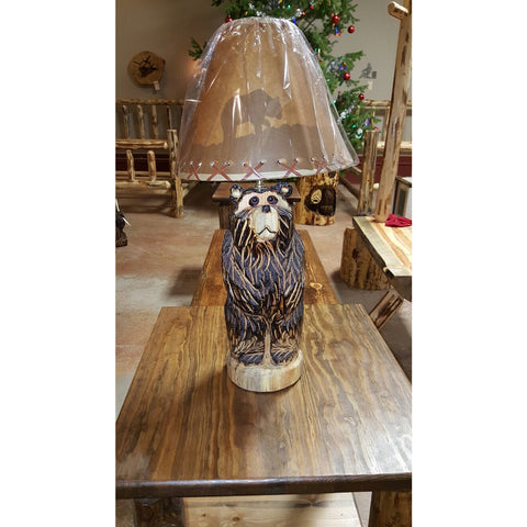 "Bear ""Standing"" Lamp (No Shade)"