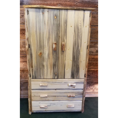 Rustic Dressers And Chests Great Northern Logworks
