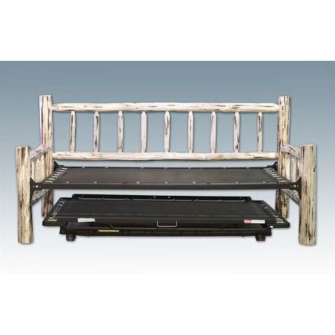 Montana Lodge Trundle Day Bed