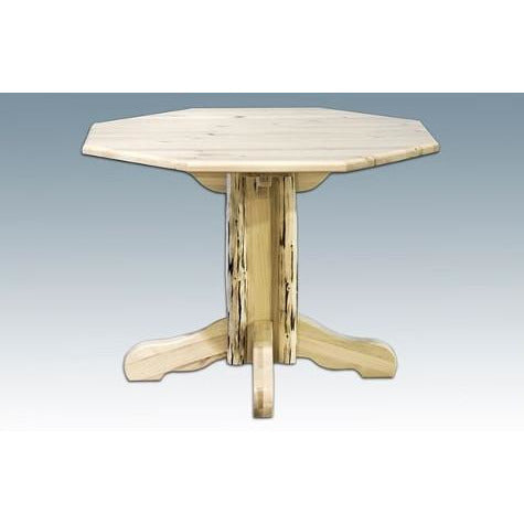 Montana Lodge Pedestal Table