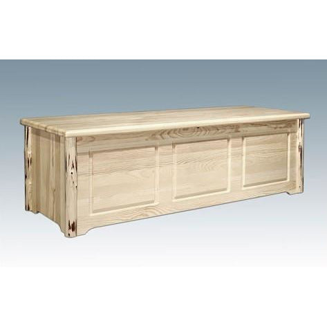 Montana Lodge Blanket Chest