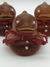 Load image into Gallery viewer, Gingerbread soap Duck