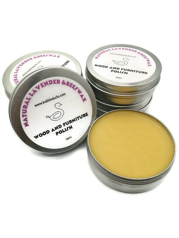 Lavender and Beeswax furniture polish