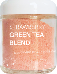 Strawberry Green Tea Blend