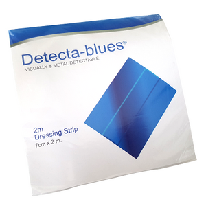 Detecta-Blue Visual and Metal Detectable Plasters