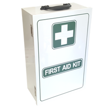 Load image into Gallery viewer, Empty Wall Mountable Portrait First Aid Cabinets