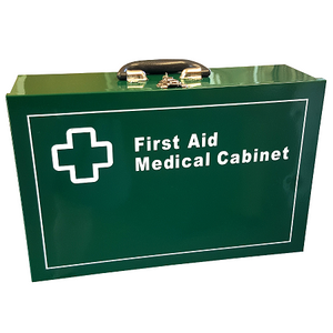 Empty Wall Mountable Landscape First Aid Cabinets