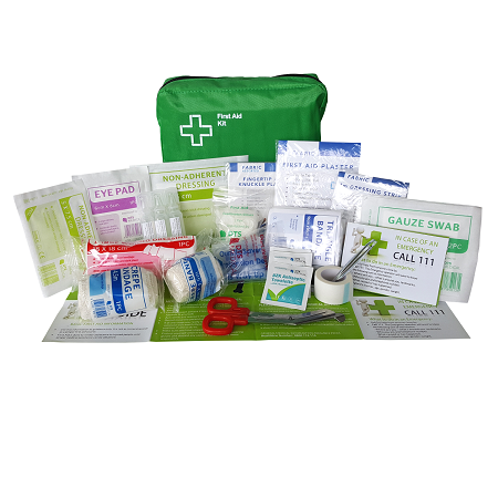 Happy Family First Aid Kit