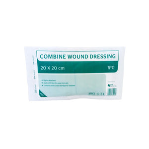 Schiel-Safety-First-Aid-Supplies-Combine-Wound-Dressing-20x-20cm-1-Pack