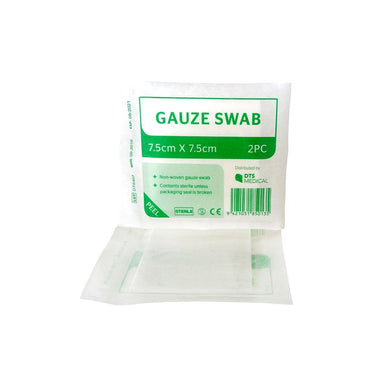 Schiel-Safety-First-Aid-Supplies-Gauze-Swabs-Sterile-non-woven-7.5x7.5cm-2-Pack
