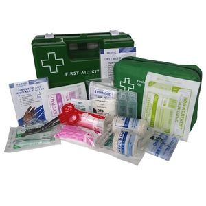 6-15 Person First Aid Kits and Cabinets