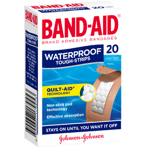 Bandaid Tough Strips