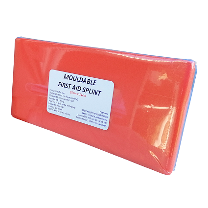 Reusable, Water Resistant, Mouldable Splint 90cm x 11cm
