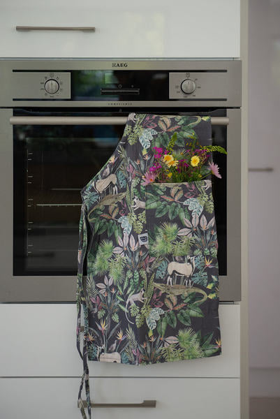 Wildlings Charcoal Apron