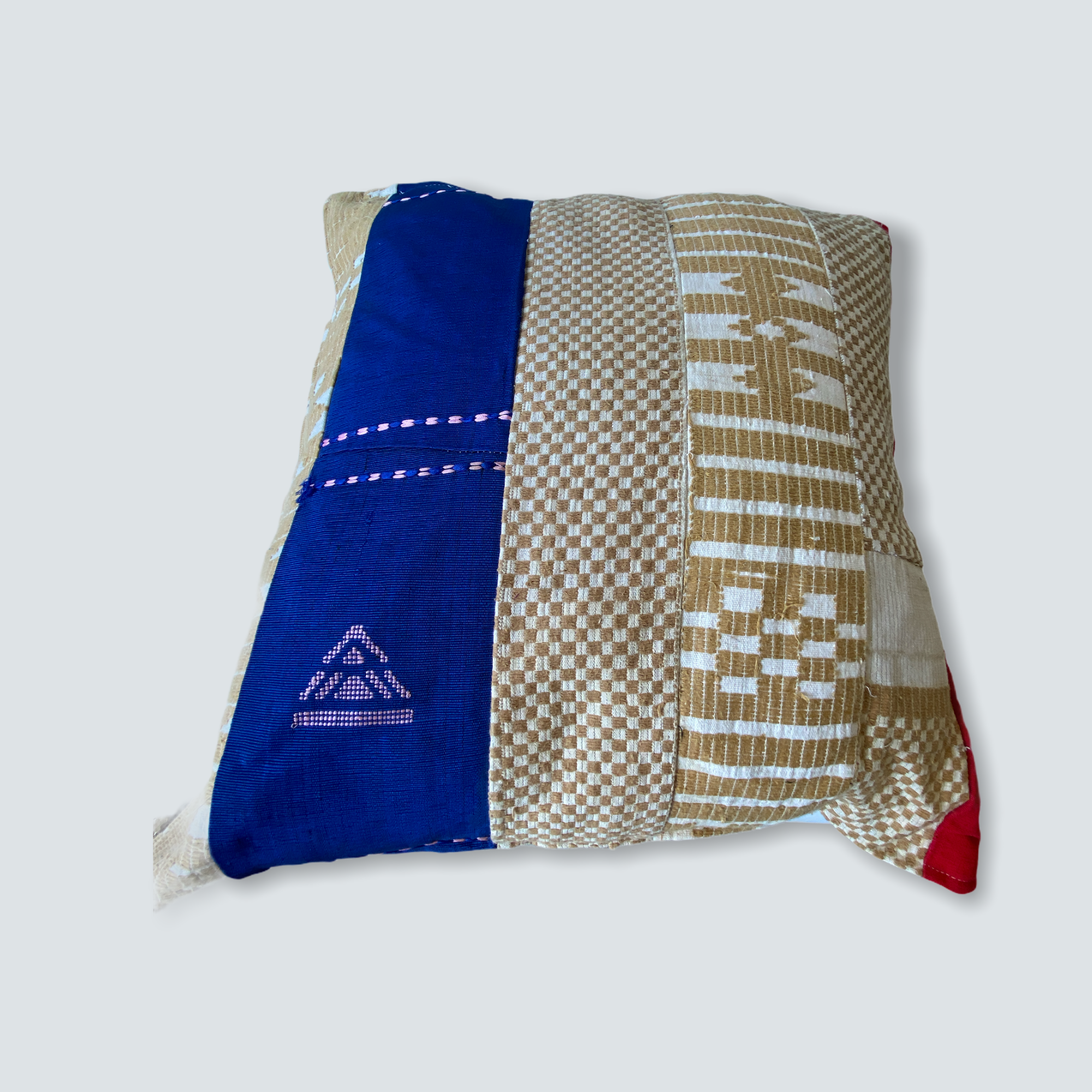 NUPE cloth cushion - Nigeria 50x50