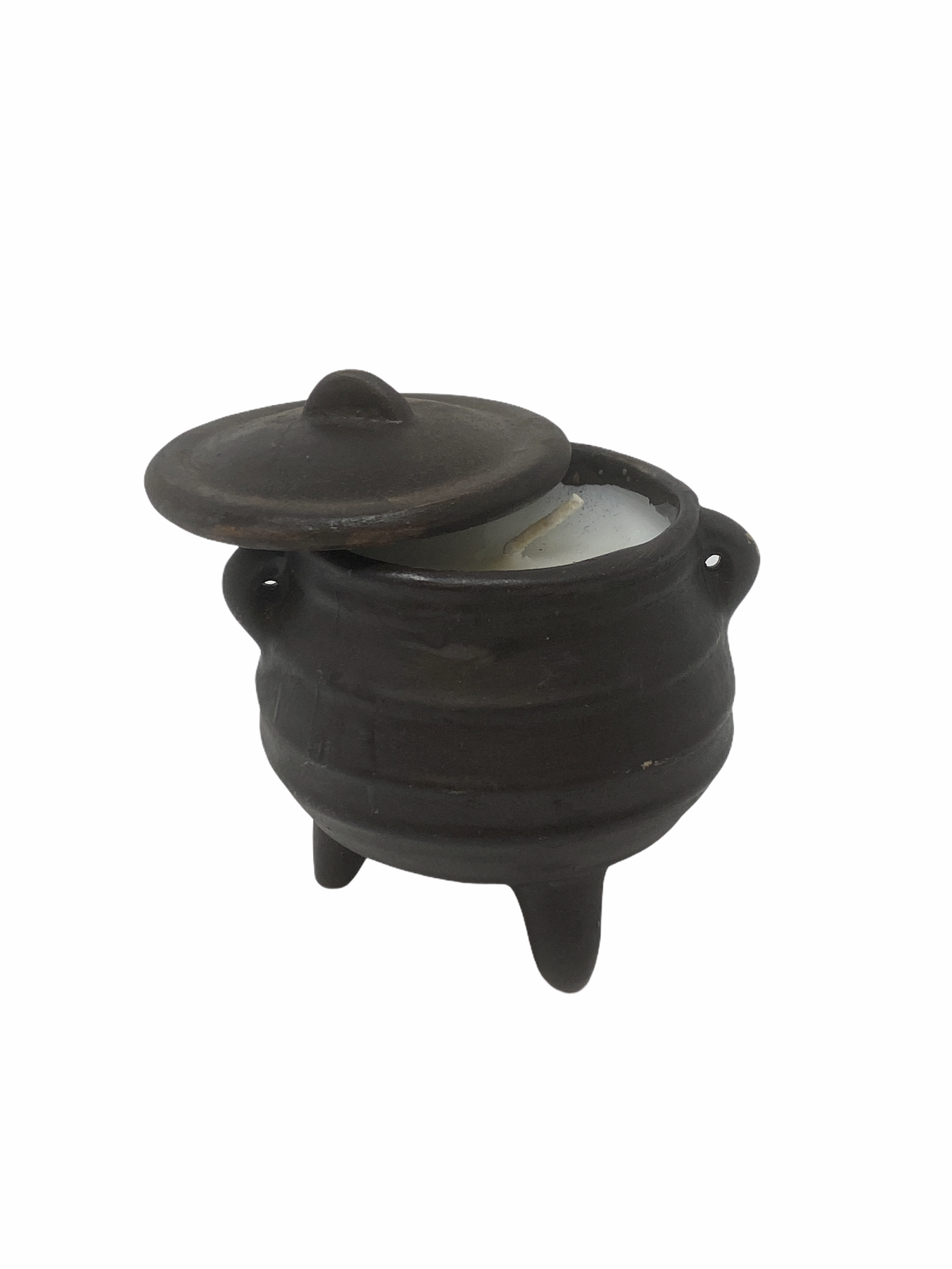 Potjie Pot candle - S 40 hours 9cmx9cm