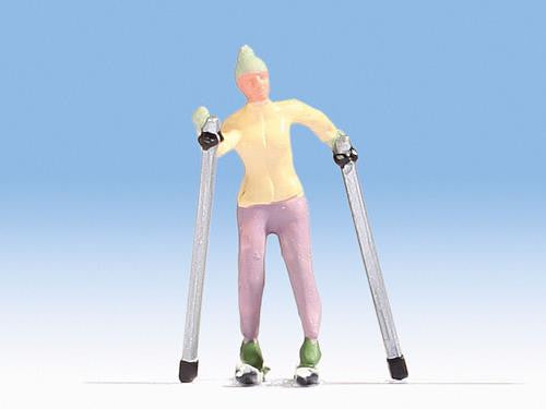 Jennifer the Skier Figure