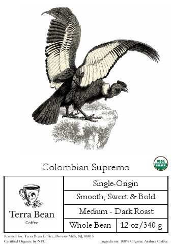 Colombian Supremo 12 oz.