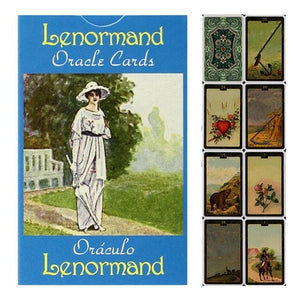 Lenormand Oracle Cards Deck