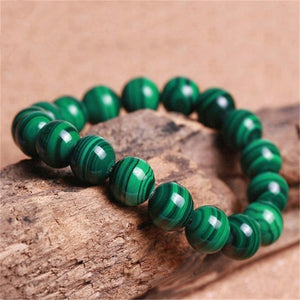Green Malachite Bracelet