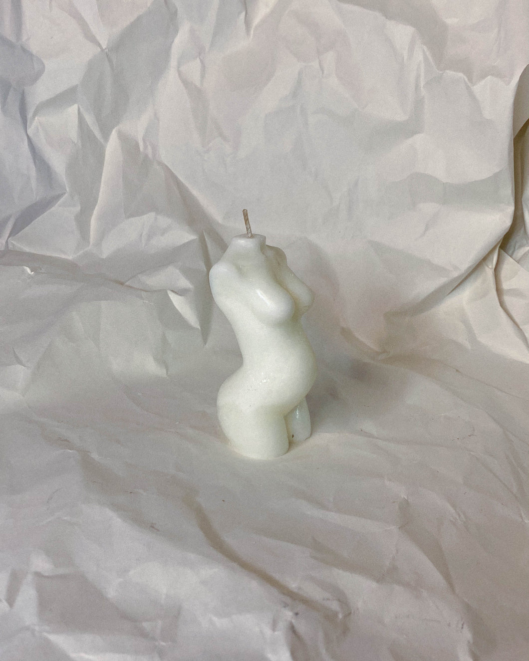 FEMALE FORM BODY POSITIVE CANDLE ~ WHOLESALE ~ PREGNANT ~ BABY ~ GENDER REVEAL ~ DECOR ~ WE ARE NOT VIBES ~ HANDMADE IN AUSTRALIA