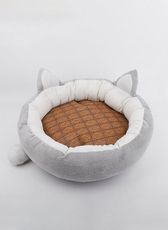 Gray Pet Bedding Dog Cat Mat BH527-11