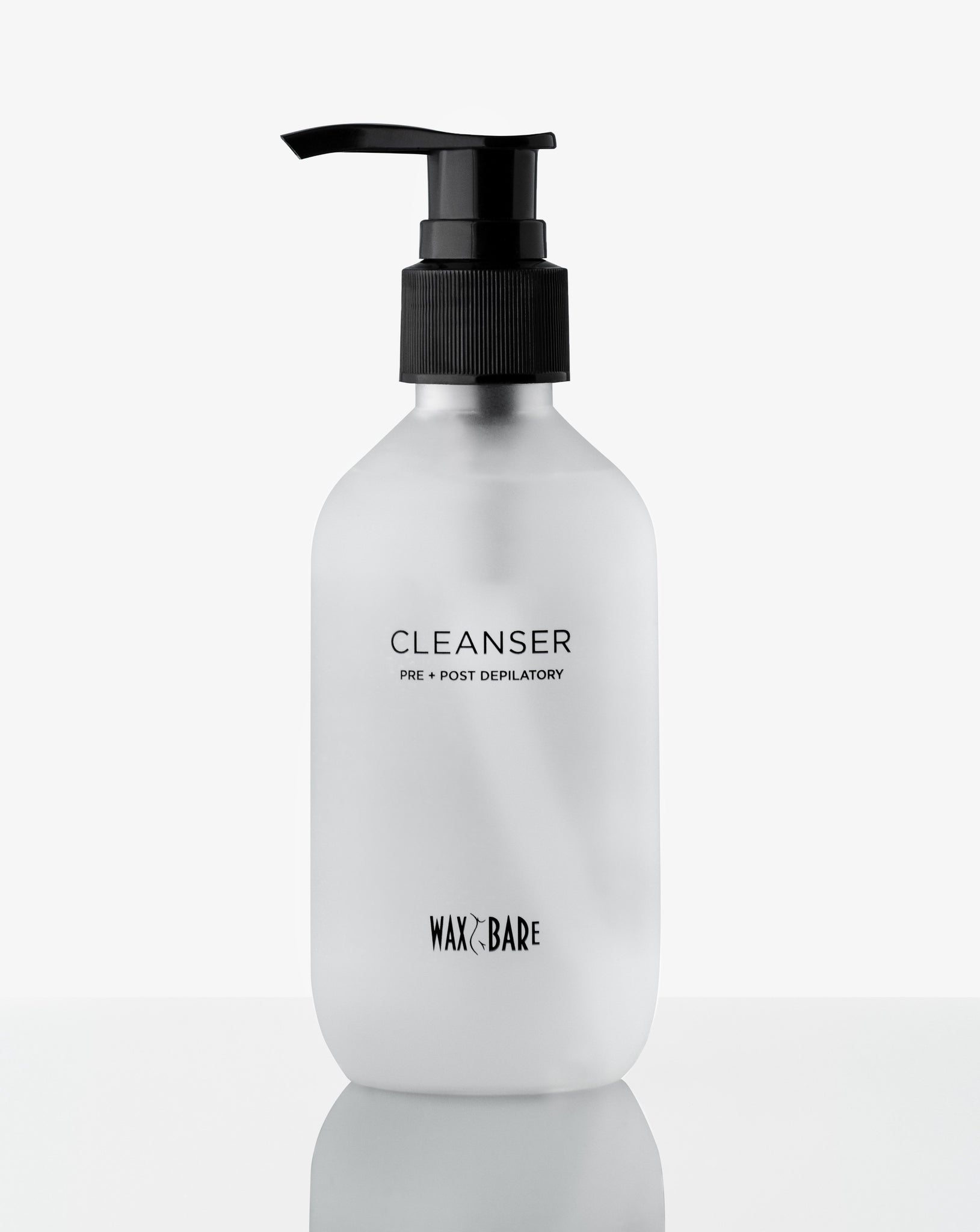 Wax Bare Pre/Post Depilatory Cleanser
