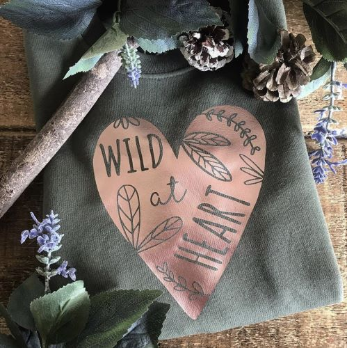 Wild At Heart - Sweater