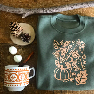 ... All Things Nice - Big Kids Sweater