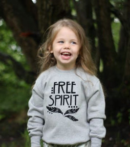 Free Spirit -Sweater