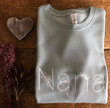 Load image into Gallery viewer, Nannie/ Nana - Sweater