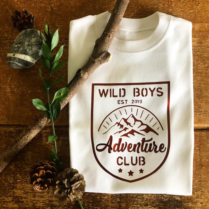 Wild Adventure Club - Top