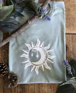 You Are My Sun, Moon & Stars - Adult Top