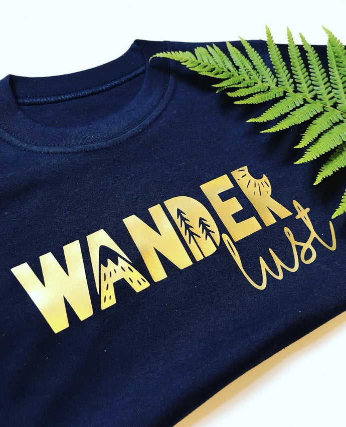 Wanderlust - Adult Sweater