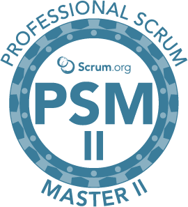 Professional Scrum Master II (PSM II) - Paris - ORDERLY  DISRUPTION