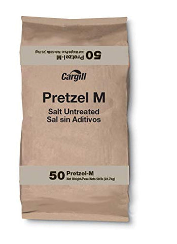 Cargill Pretzel M Salt, 25 Pound -- 1 each.