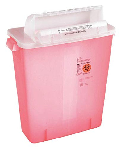 Sharps Container, 3 Gal., Sharpstar, PK5