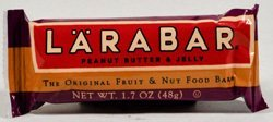 Larabar Bar Peanut Butter And Jelly - 1.6 Oz (Pack of 16)