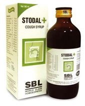 SBL Homeopathy Stodal+ Syrup