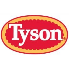 Tyson Red Label Small Select Chicken Fajita Strip, 10 Pound -- 1 each.