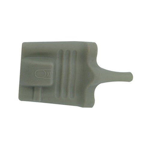 Reusable Adult Silicone Soft Tip Spo2 Sensor Compatible with Nellcor Oximax Technology Spo2 Sensor