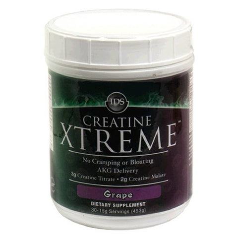 IDS Creatine Xtreme, Grape, 453 g